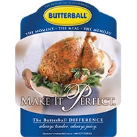 Butterball mobile promotion