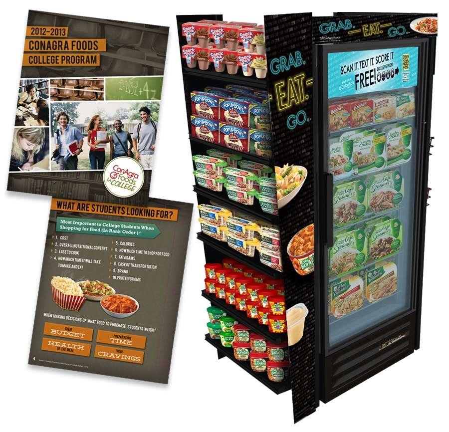 ConAgra food marketing campaign