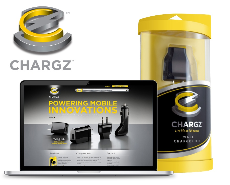 Chargz product launch strategy case study