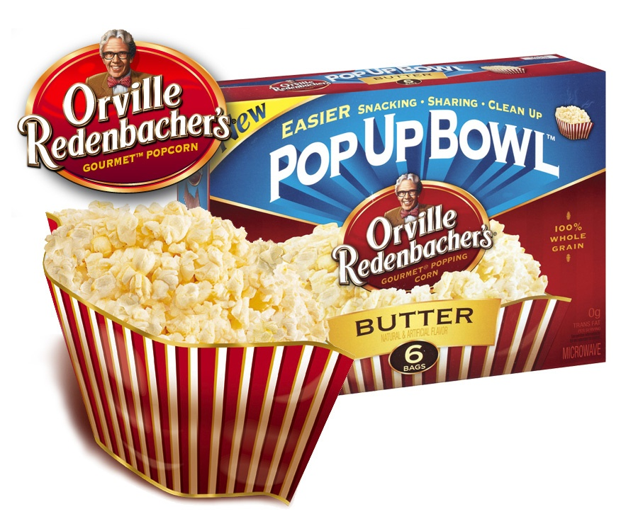 Orville Redenbacher's promotion marketing