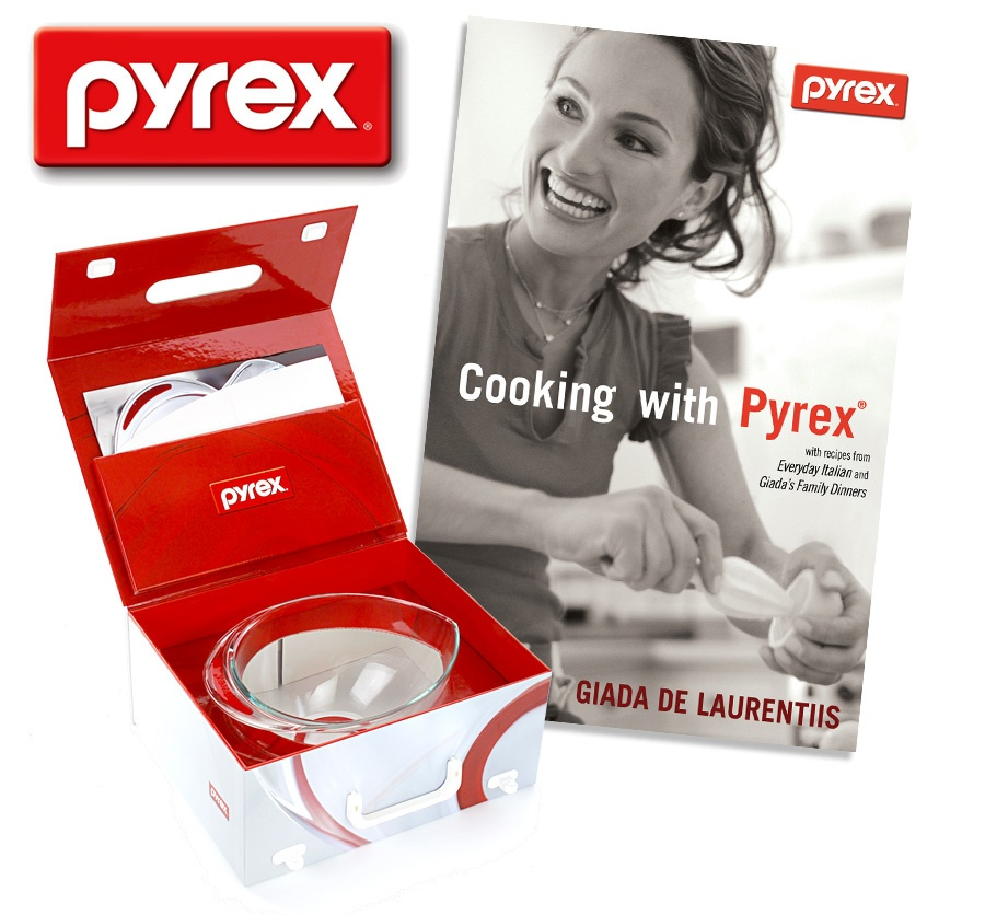 Pyrex product launch strategy