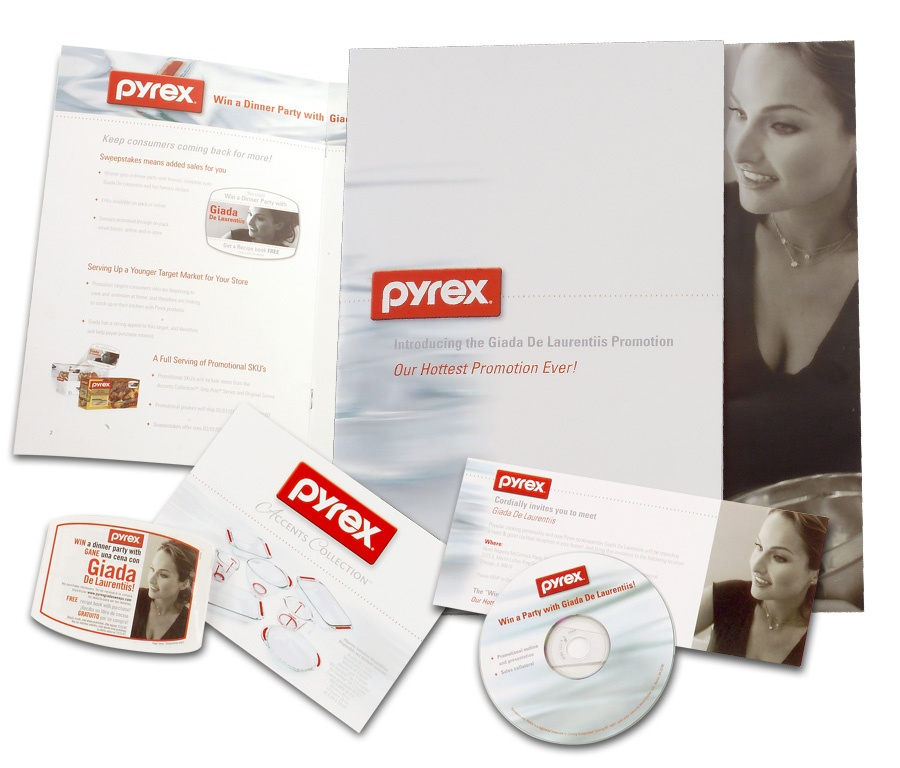 Pyrex brand marketing