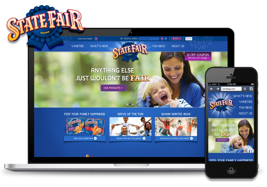 State Fair food branding