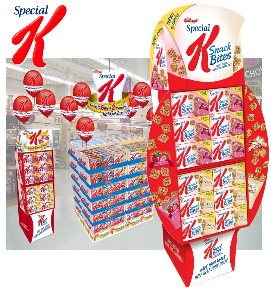 Special K CPG marketing