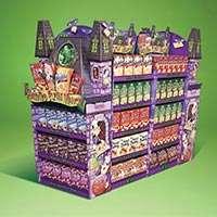 Keebler Elfin Manor halloween marketing campaign