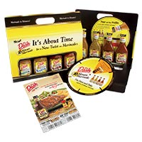 Mrs. Dash Marinade sales kit